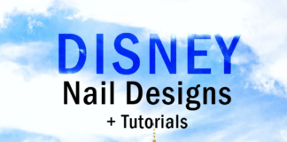 Disney Nail Designs + Tutorials
