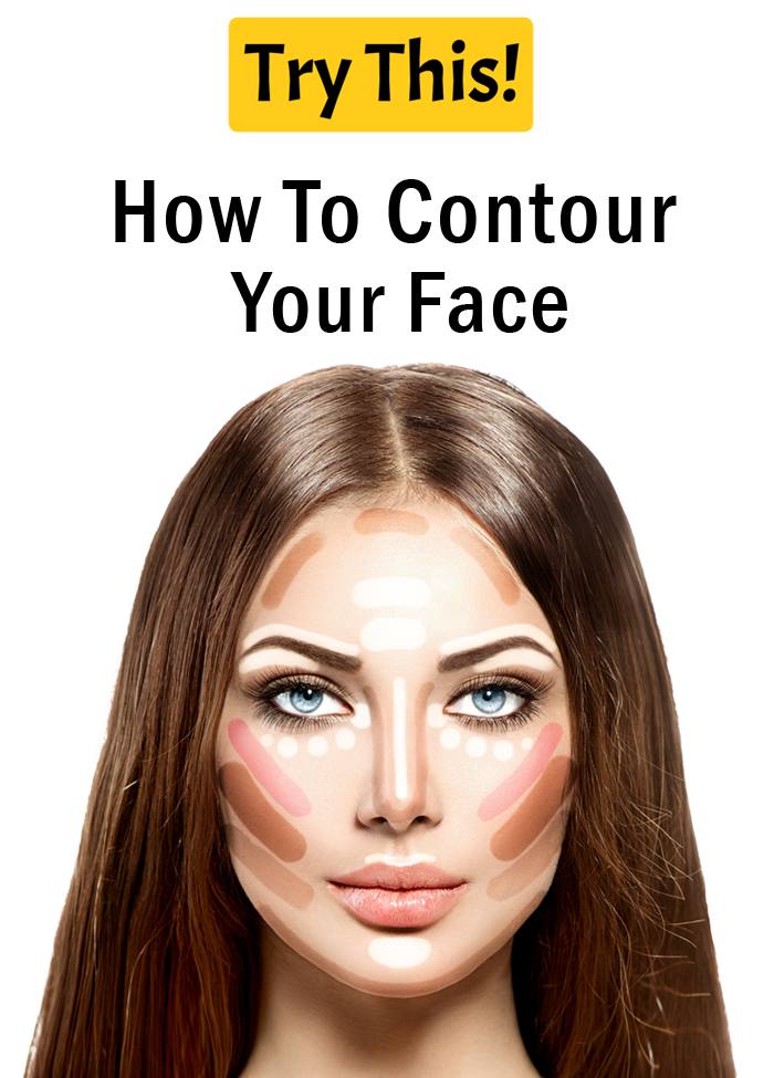 How To Contour Your Face: Best Contouring Makeup Videos