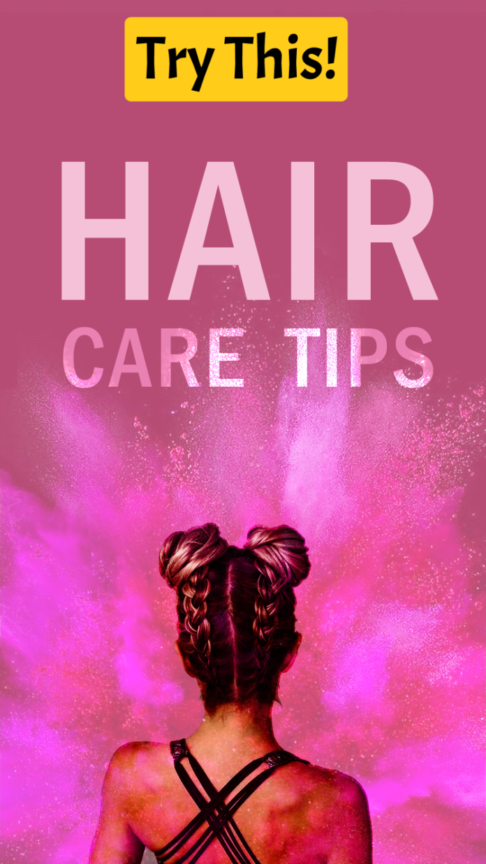 Hair Care Tips for Healthy Hair