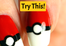 Pokemon Nail Designs + Tutorials