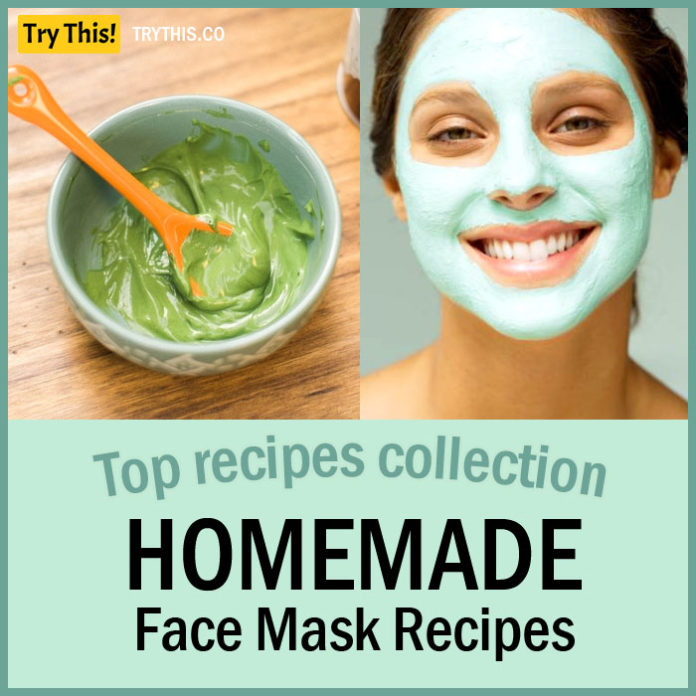 Face Mask: Homemade Face Mask Recipes