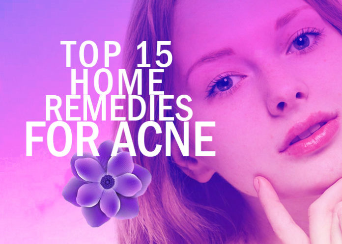 Top 15 Home Remedies for Acne