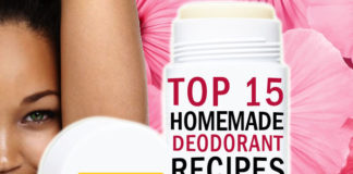 Top 15 Homemade Deodorant Recipes That Work