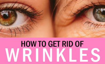 How to Get Rid of Wrinkles Around the Eyes Naturally