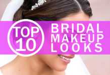 Top 10 Bridal Makeup Looks
