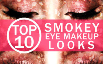 Smokey Eyes: Top 10 Smokey Eye Makeup Looks