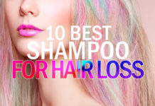 10 Best Shampoo for Hair Loss