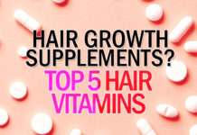 Hair Growth Supplements: Top 5 Hair Vitamins