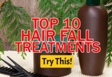 Top 10 Hair Fall Treatments
