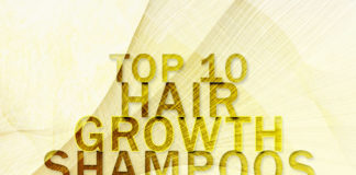Top 10 Hair Growth Shampoos