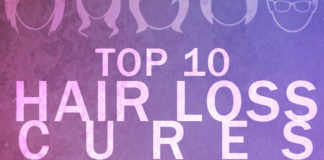 Top 10 Hair Loss Cures