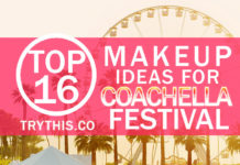 Festival Makeup: Top 16 Makeup Ideas for Coachella Festival