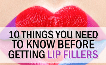 Lip Injections? 10 Things You Need to Know Before Getting Lip Fillers